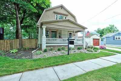 Appleton Single Family Home Active-No Offer: 112 S Rankin