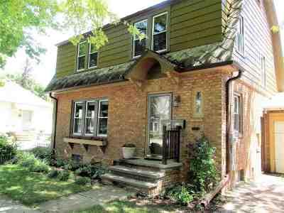 Appleton Single Family Home Active-No Offer: 516 N Bennett