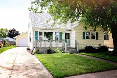 Neenah Single Family Home Active-No Offer: 618 Wilson