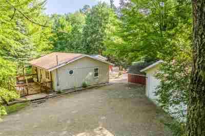Shawano Single Family Home Active-No Offer: N6998 Lynwood