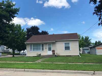 Kimberly WI Single Family Home Active-No Offer: $114,900
