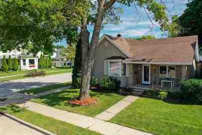 Kaukauna Single Family Home Active-Offer No Bump: 234 Taylor
