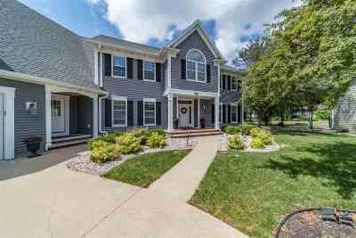 Appleton Single Family Home Active-No Offer: 3501 S Trillium