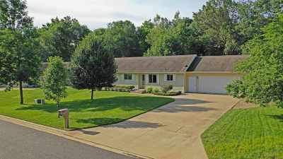 Waupaca Single Family Home Active-No Offer: 700 Leighton