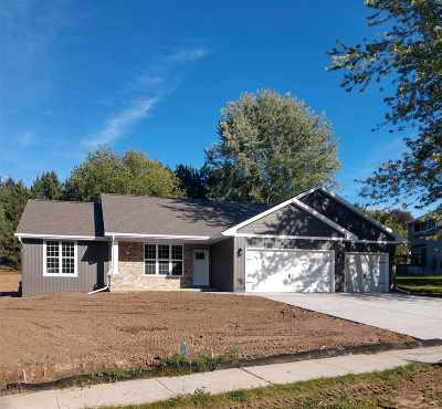 Howard Single Family Home Active-No Offer: 1306 Coral Reef