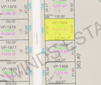 Pulaski Residential Lots & Land Active-No Offer: 1250 Mountain Bay