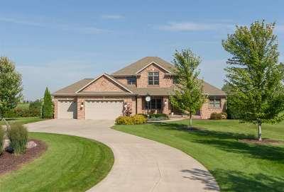 Kaukauna Single Family Home Active-No Offer: N2430 Artesian