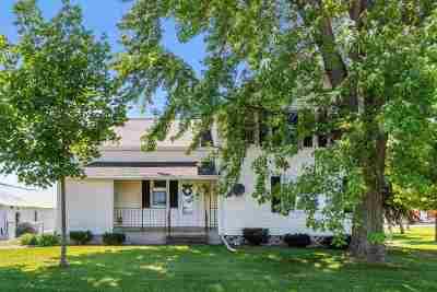 Kaukauna Single Family Home Active-Offer No Bump: 238 Hwy Ce
