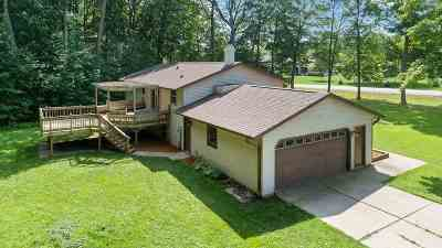 Howard, Suamico Single Family Home Active-No Offer: 3785 Fairview