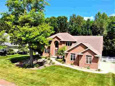 Oneida Single Family Home Active-No Offer: 1180 Pleasant Valley