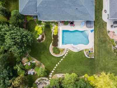 Menasha Single Family Home Active-No Offer: 1105 Kernan