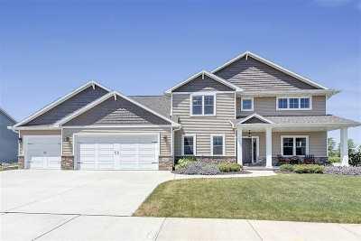 Appleton Single Family Home Active-Offer W/Bump: 3227 S Solitude