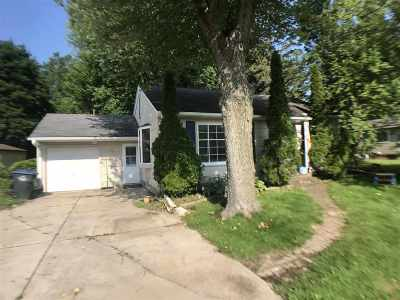 Shawano Single Family Home Active-No Offer: 669 N Smalley
