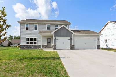 Neenah Single Family Home Active-No Offer: 317 Stout