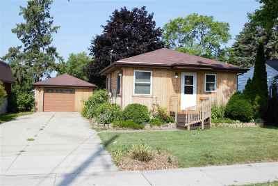 Little Chute Single Family Home Active-Offer No Bump: 213 S Buchanan
