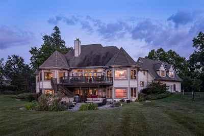 Oshkosh Single Family Home Active-No Offer: 4515 Sand Pit