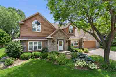 Neenah Single Family Home Active-No Offer: 1204 Skyview