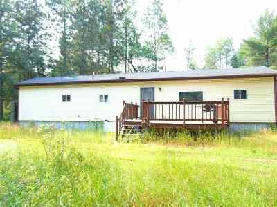 Crivitz Single Family Home Active-Offer No Bump: 9036 N Huigen