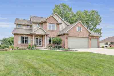 Oneida Single Family Home Active-Offer No Bump: 4428 Touchstone