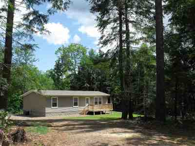 Oconto County Single Family Home Active-No Offer: 17618 Duckling