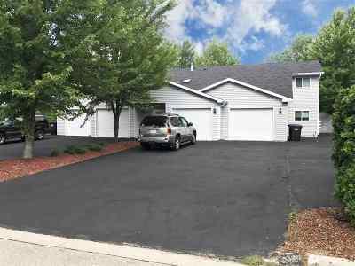 Shawano Multi Family Home Active-No Offer: 836 S Olson