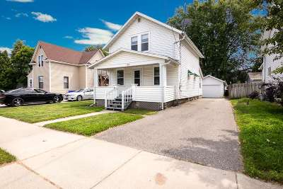 Appleton Single Family Home Active-Offer No Bump: 1015 W Packard