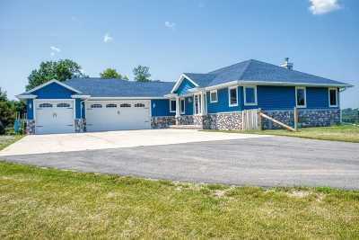 Kaukauna Single Family Home Active-No Offer: W1022 Hwy Zz