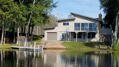 Oconto County Single Family Home Active-No Offer: 16951 N Surprise Lake