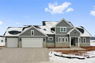 Appleton Single Family Home Active-No Offer: N9316 Mulholland