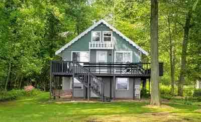 Peshtigo Single Family Home Active-Offer No Bump: W3049 Bay