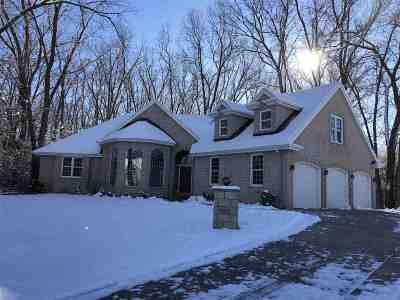 Neenah Single Family Home Active-No Offer: 1607 Gershwin