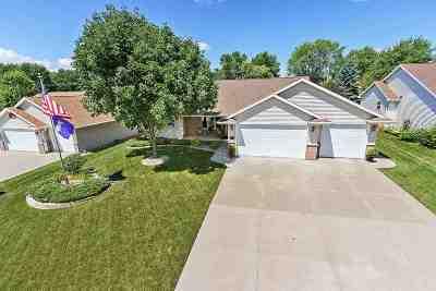 Appleton Single Family Home Active-Offer No Bump: 1400 W Brickstone