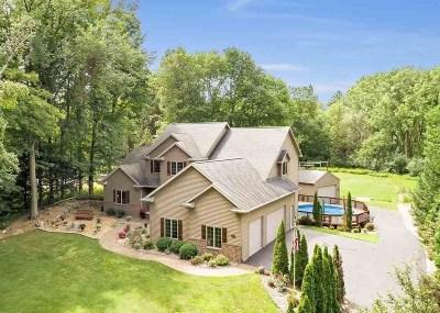 Appleton Single Family Home Active-Offer No Bump: 1698 E Apple Creek