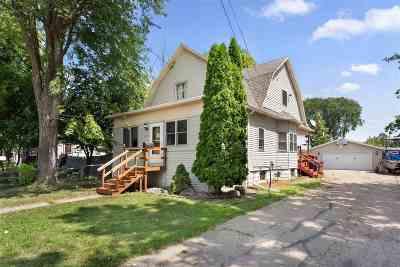 Menasha Single Family Home Active-No Offer: 645 Milwaukee