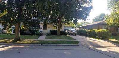 Oshkosh Single Family Home Active-Offer No Bump: 1023 S Westfield