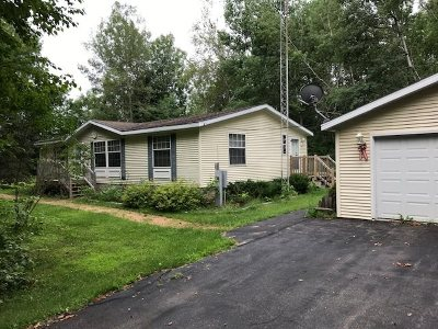 Oconto County Single Family Home Active-No Offer: 16975 Rolling Hills