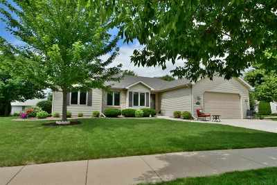 Menasha Single Family Home Active-No Offer: 1164 Southfield