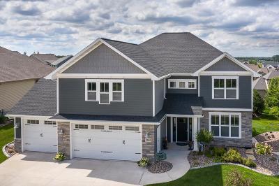 Appleton Single Family Home Active-No Offer: 5505 N Summerland