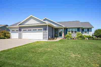 Greenville Single Family Home Active-Offer No Bump: W7120 Puls Farm