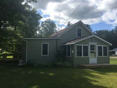 Shawano Single Family Home Active-No Offer: N6089 Lake