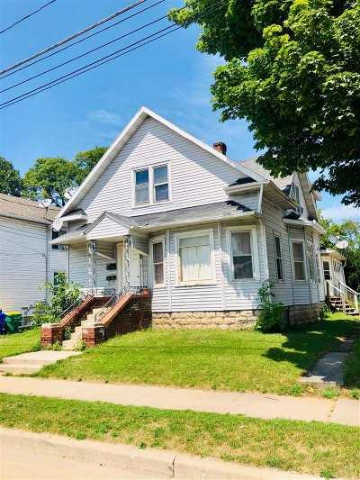 Green Bay Multi Family Home Active-Offer No Bump: 1161 University