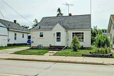 Appleton Single Family Home Active-No Offer: 1013 W Wisconsin