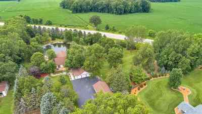 Black Creek Single Family Home Active-No Offer: W3908 Adolph