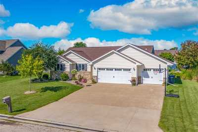 Menasha Single Family Home Active-Offer No Bump: W6335 Arborvitae