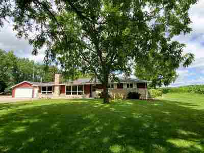 Gillett Single Family Home Active-Offer No Bump: 10784 Hwy 22