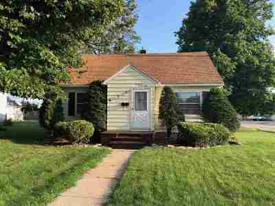 Single Family Home Active-Offer No Bump: 1729 W Franklin