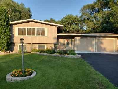 Oshkosh Single Family Home Active-No Offer: 2112 Crestwood