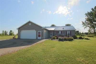 Oshkosh Single Family Home Active-Offer W/Bump: 144 Old Oregon