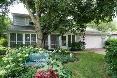 Oshkosh Single Family Home Active-No Offer: 1285 Huron