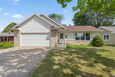Appleton Single Family Home Active-Offer No Bump: 2630 Elmwood